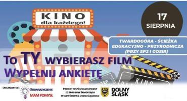 Kino dla Każdego w Twardogórze – Trwa głosowanie!
