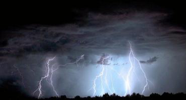 Ostrzeżenie meteo - możliwe burze