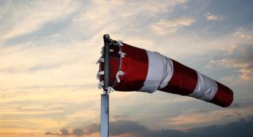 Ostrzeżenie meteo - możliwe silne wiatry