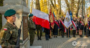 Obchody Narodowego Święta Niepodległości w Oleśnicy