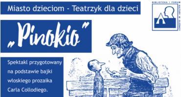 Pinokio dla dzieci