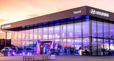 Największy w Europie salon Hyundai otwarty w Długołęce