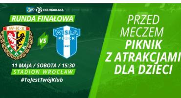 Śląsk - Wisła Płock i Piknik Rodzinny przed meczem!