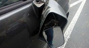 W złości uszkodził cztery samochody. Został zatrzymany przez policjantów