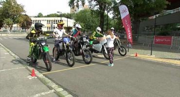 We Wrocławiu odbyły się pierwsze w Polsce zawody elektrycznych motocykli