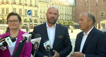 PO i Nowoczesna zaprezentowały wspólnego kandydata na prezydenta Wrocławia. Został nim Jacek Sutryk
