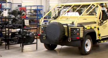 Z linii produkcyjnej we Wrocławiu zjechał setny pojazd przystosowany do pracy w kopalni