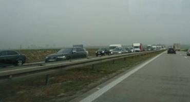 Policjanci prowadzą dziś kontrole na autostradzie A4