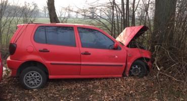 Tragedia na drodze Wrocławice – Bartniki. Kobieta zginęła w wypadku.