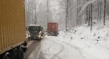 Czesi zamknęli drogę do przejścia granicznego w Jakuszycach dla pojazdów powyżej 3,5 tony