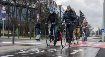 Wrocław najbardziej przyjaznym rowerzystom miastem w Polsce!