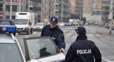 Ponad 107 tys. interwencji przeprowadzili policjanci z Wrocławia w 2018 roku