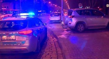 Podczas ucieczki przed policją uszkodził 4 auta
