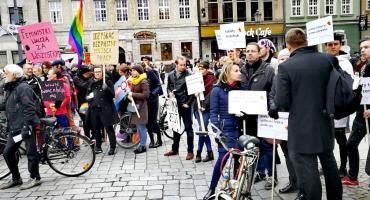 Strajk kobiet - Manifa feministek