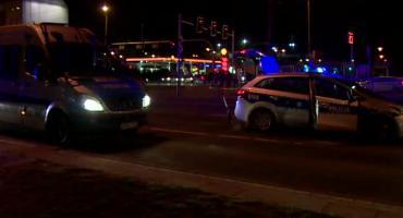 Radiowóz potrącił 20-latkę na pasach we Wrocławiu