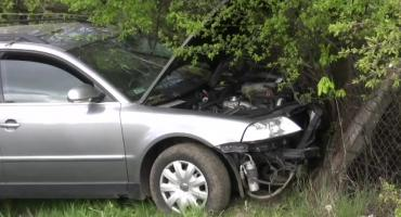 Tragiczny wypadek pod Opolem. Rowerzysta śmiertelnie potrącony przez samochód