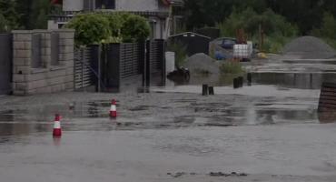 Potężne burze na Dolnym Śląsku.