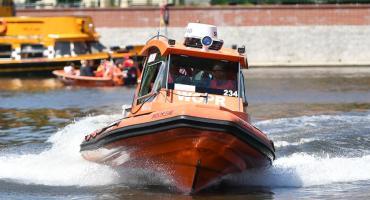 Bezpieczniej na wrocławskich wodach - Wyższe dofinansowanie dla WOPR-u