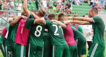 Piast Gliwice przegrał 1:2 ze Śląskiem Wrocław