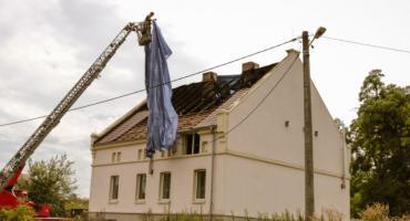 Cztery osoby bez dachu nad głową. Podpalacz aresztowany