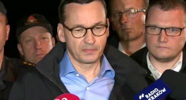 Premier w Zakopanem: Niektóre poszkodowane osoby są w bardzo ciężkim stanie. W sumie jest ich ponad 100