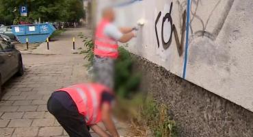 Ponad pół tysiąca obraźliwych haseł usuniętych z wrocławskich ulic tylko w tym roku