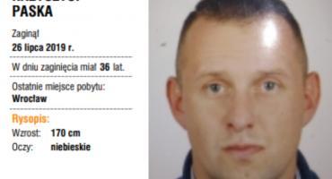 Fundacja prosi o pomoc w odnalezieniu Bartosza Krzysztofa Paski