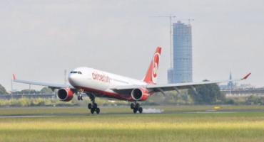 Lotnisko obsłużyło prawie 2,8 mln pasażerów