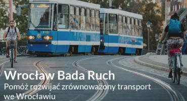 Wrocław bada ruch