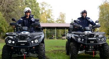 Quady dla wrocławskiej policji