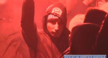 Publikujemy wizerunki kolejnych 10 osób podejrzewanych o naruszenie prawa podczas wrocławskiego marszu