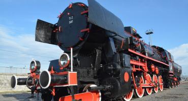 Stoi w Legnicy lokomotywa (dla wszystkich)