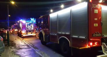 Pożar na Sępolnie