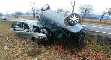 Sześć osób zostało rannych w wypadku pod Kłodzkiem