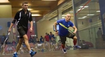 Otwarty turniej squasha Hasta la Vista