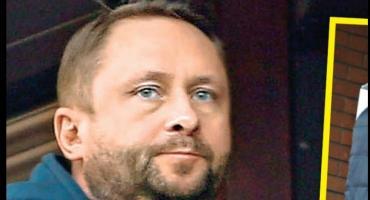 Kamil Durczok załamany
