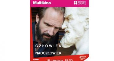 Człowiek i nadczłowiek z National Theatre
