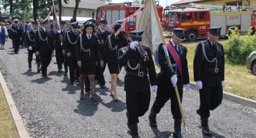 Jubileusz 30-lecia  oraz nadania sztandaru OSP w Kosowie [FOTO]
