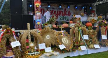 Powiatowe Święto Plonów w gminie Wolanów [FOTO]