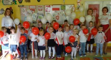 100-lecie Odzyskania Niepodległości w Publicznym Przedszkolu w Kowali [FOTO]