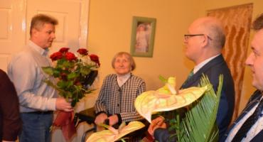 102 lata pani Marianny Klinowskiej [FOTO]