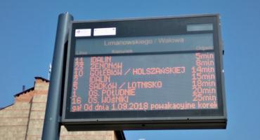 Możliwe utrudnienia w kursowaniu autobusów na linii 5