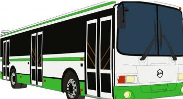 """Objazdy autobusów """"Alexandria"""""""