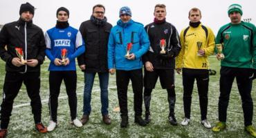 Orzeł Wierzbica na podium w piłkarskich zawodach WOŚP Radom