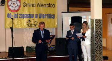 Jubileusz 40-lecia zapasów w Wierzbicy [FOTO]