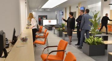 Gorzowianie mogą korzystać z wyremontowanej sali obsługi interesanta w siedzibie Urzędu Miasta