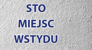 Jerzy Synowiec przygotował album pt. Sto miejsc wstydu