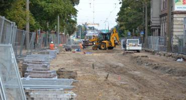 Trwa II etap przebudowy ul. Borowskiego - informuje gorzowski magistrat