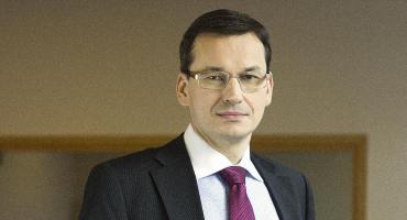Wicepremier Mateusz Morawiecki odwiedził Gorzów