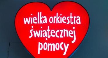 Spot WOŚP sztabu 2213 przy SP 2 z Jurkiem Owsiakiem